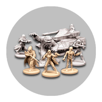 Star Wars Imperial Assault Regreso a Hoth