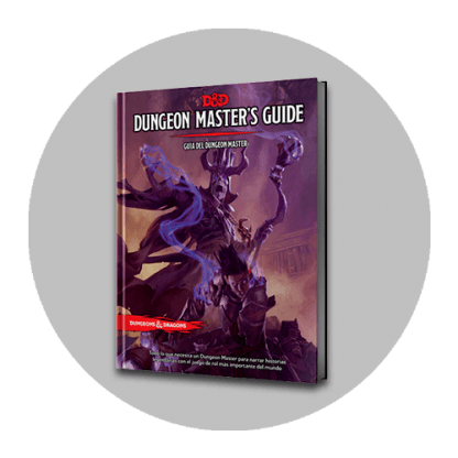 Dungeons & Dragons Guía del Dungeon Master