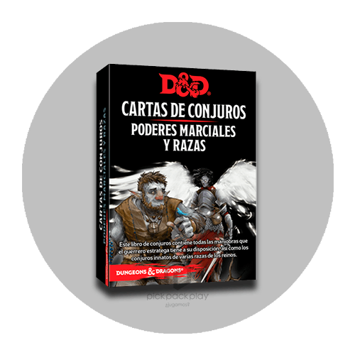 Dungeons & Dragons Poderes marciales y razas