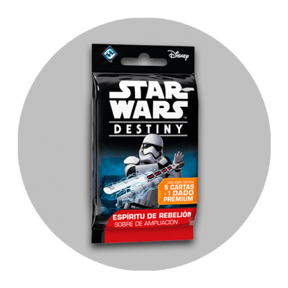 Star Wars Destiny: Espíritu de Rebelión