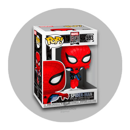 Funko POP 80th Spiderman First Appareance 593 01