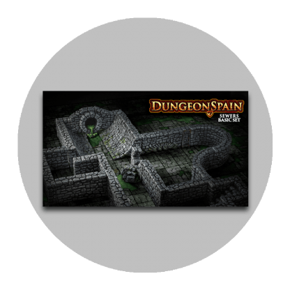 Dungeon Spain Sewers
