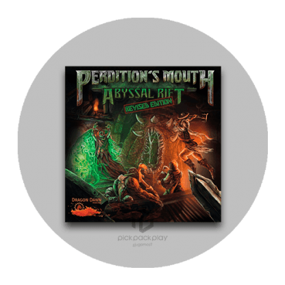 Perdition's Mouth Abyssal Rift Revised edition castellano