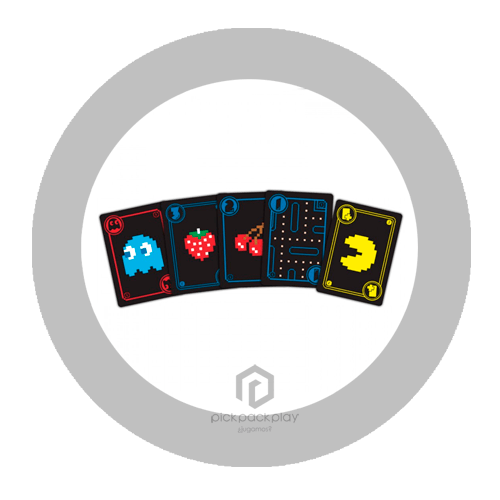 Pacman The card game 01