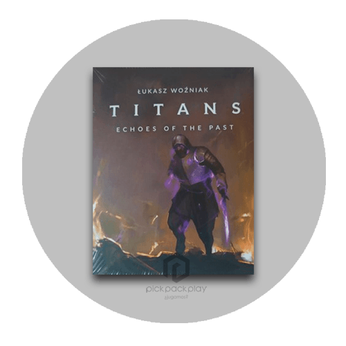 Titans Echoes of the Past (Castellano)